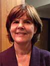Sue Becker, Secretary